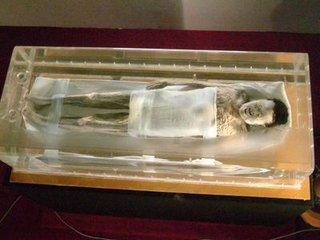 长沙马王堆汉墓女尸