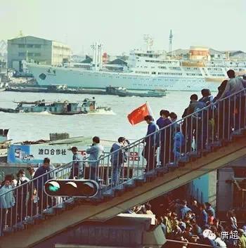 上海的第一湾