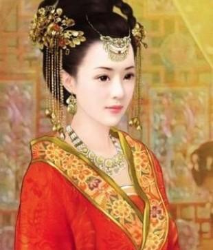 懿安皇后张嫣