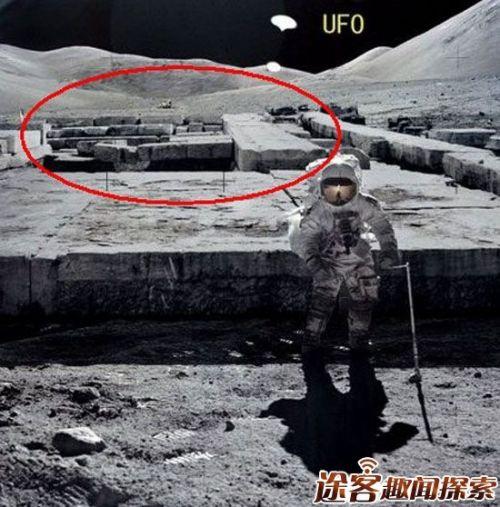 细数外星人灵异事件:月球UFO 险导致地球毁灭!