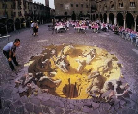 3d艺术图:这些奇幻不思议3d艺术图只有在外国才能看到!